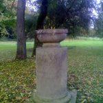 Der Hinübersche Garten in Hannover-Marienwerder