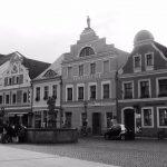 Kräutersammler und das Apothekenmuseum in Cottbus