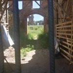 Ordensburg in Ragnit, Innenansicht