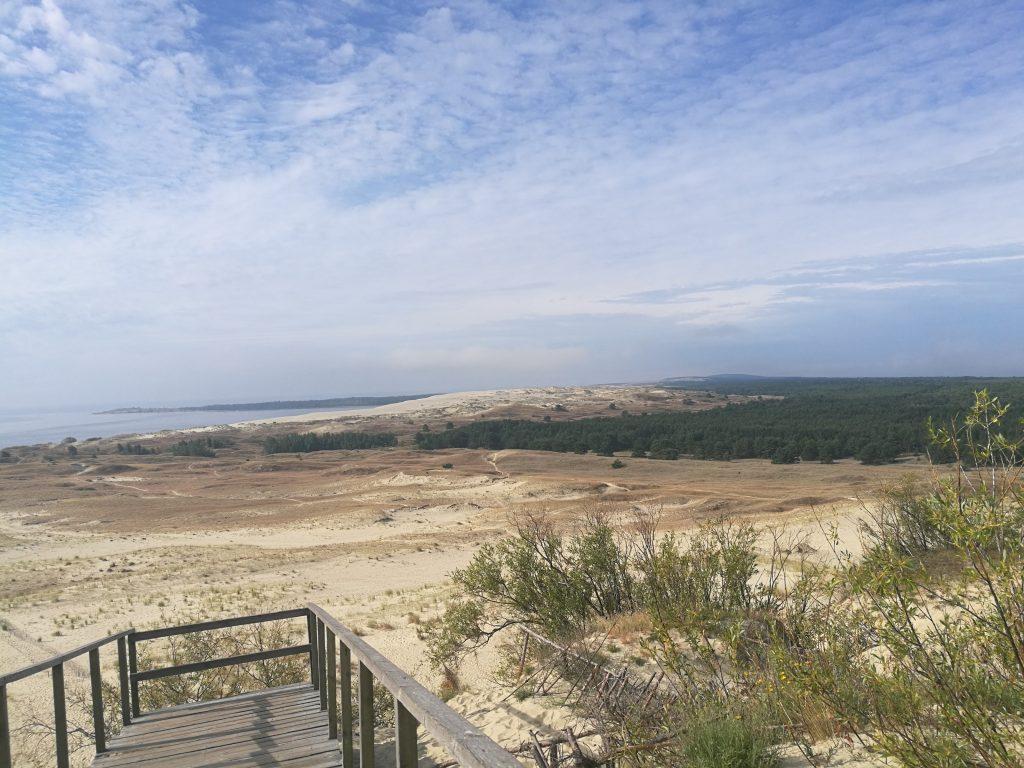 Dünenlandschaft bei Nidel