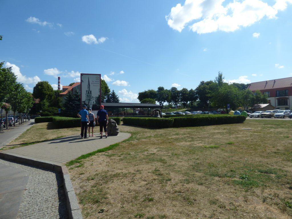 Klaipeda, fehlende Kirche