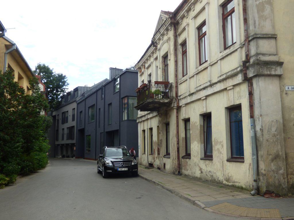 Kaunas, Stadtansichten