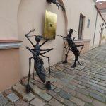 Memel und Kaunas