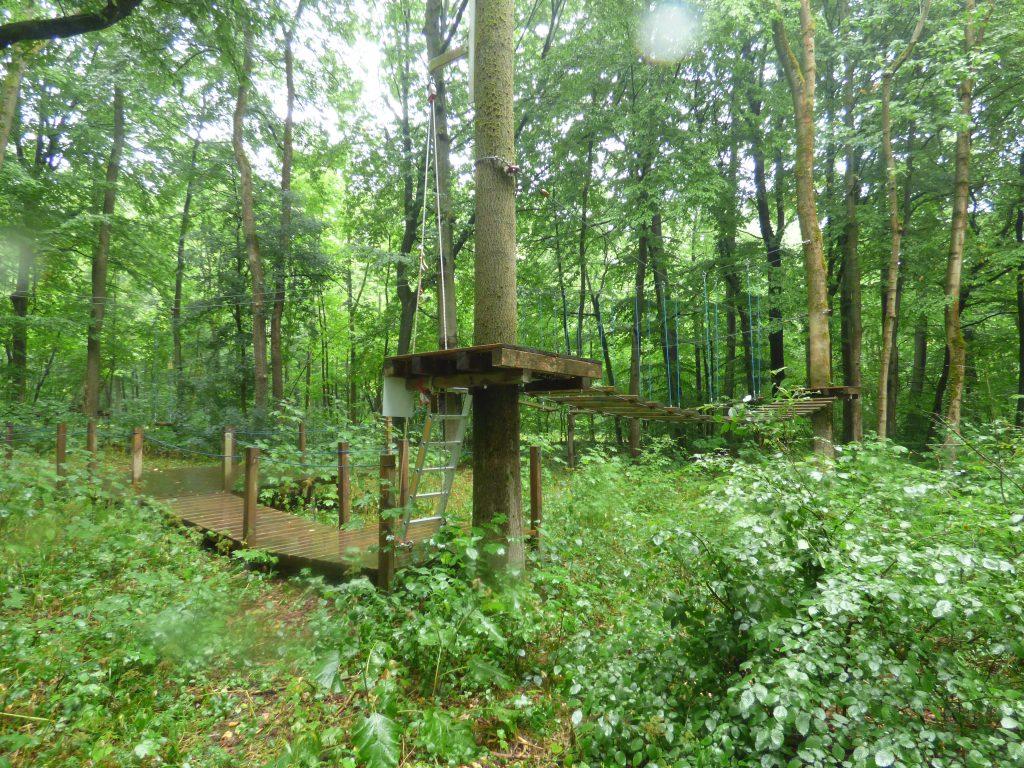 Kletterwald Hainich