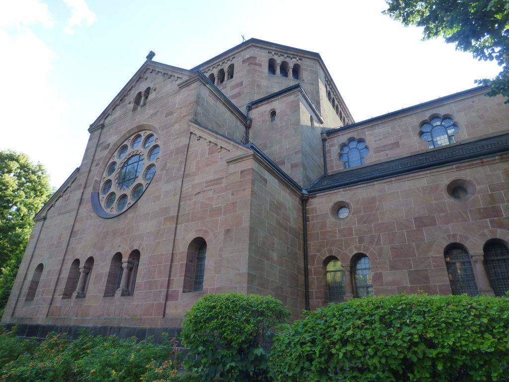 Erlöserkirche, Gerolsheim