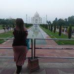 Märchenhaftes Taj Mahal und islamische Verunsicherungen!