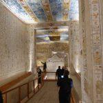 Das Tal der Könige, Hatschepsut und Ramses III.