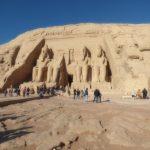 Sakrale Topographie und ein Ausflug nach Abu Simbel