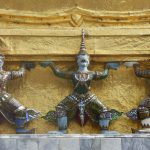 Der Königspalast in Bangkok und danach mit dem Langschwanzboot durch die Klongs fahren … (Teil 2)