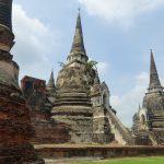 Ayutthaya (Thailand-Rundreise, Teil 3)
