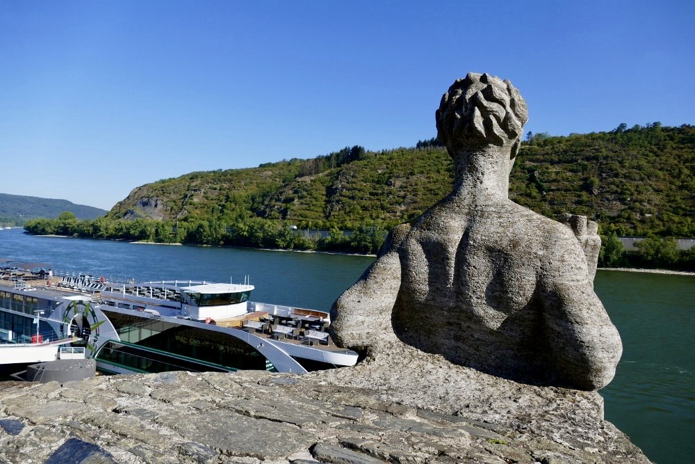 Zwei kleine Flusskreuzfahrten auf Main und Rhein